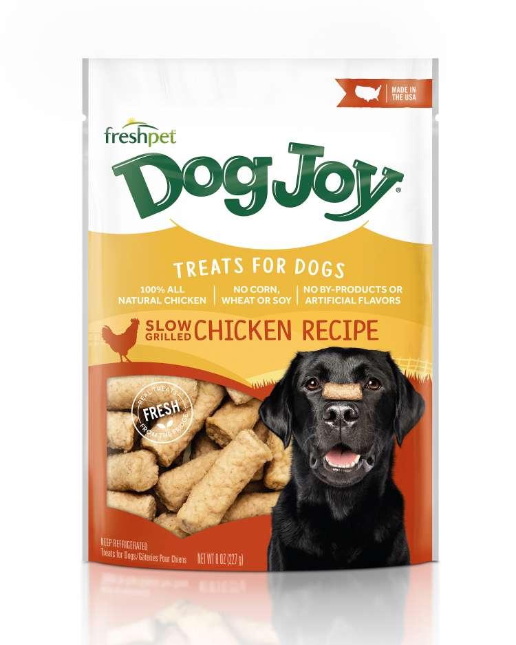 Freshpet Dog Joy Package Render_Chicken