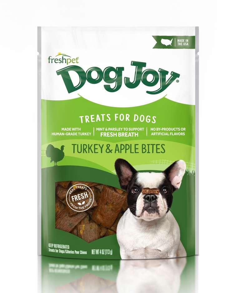 Freshpet Dog Joy Package Render_Turkey Apple