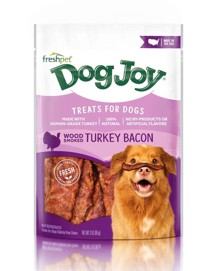 Freshpet Dog Joy Package Render_Turkey Bacon