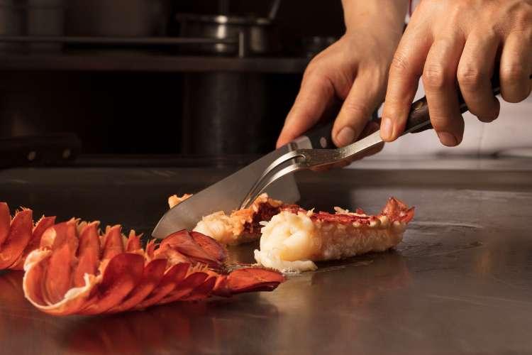 Benihana_B1 Lobster