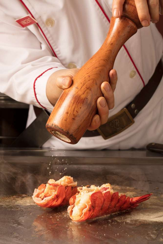 Benihana_B2 Lobster
