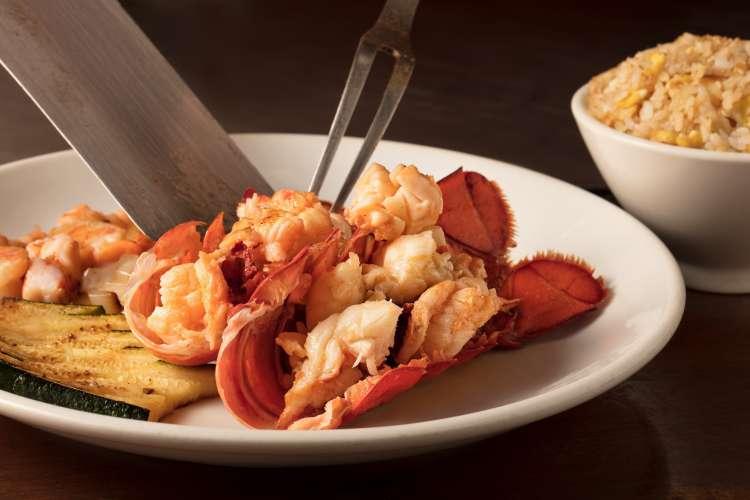Benihana_B3 Lobster